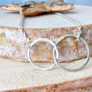 Sterling Silver Generations Necklace