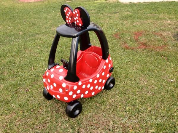 Minnie Mouse Car Tutorial Megan Kunkel