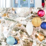 Southern Colorful Christmas Decor Home Tour Fifth Home Bliss