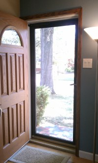 New Front Door is Finally Done  Megan's Moments