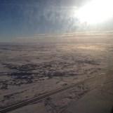 A brief stop in Calgary.