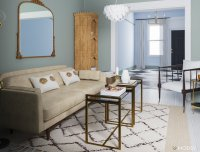 One Room Two Ways: My (virtual) Living Room Makeover with ...
