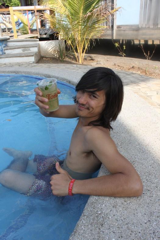 Paraiso Bikini Party Time, Nicaragua 2014