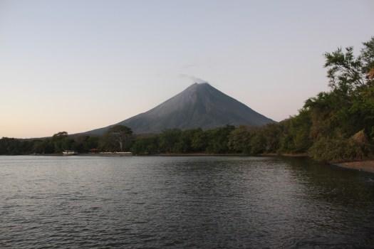 Volcan Concepcion, Ometepe, Nicaragua 2014