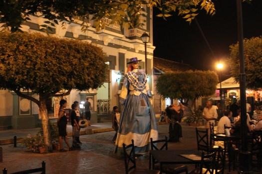 Evening in Granada, Nicaragua 2014
