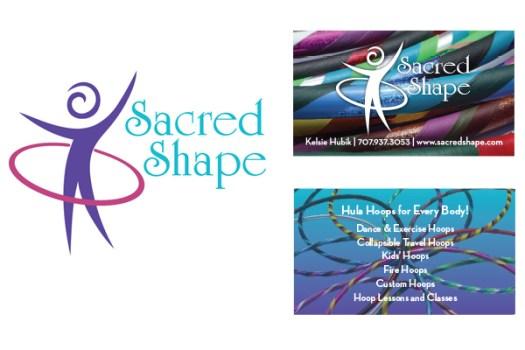 Sacred Shape Identity