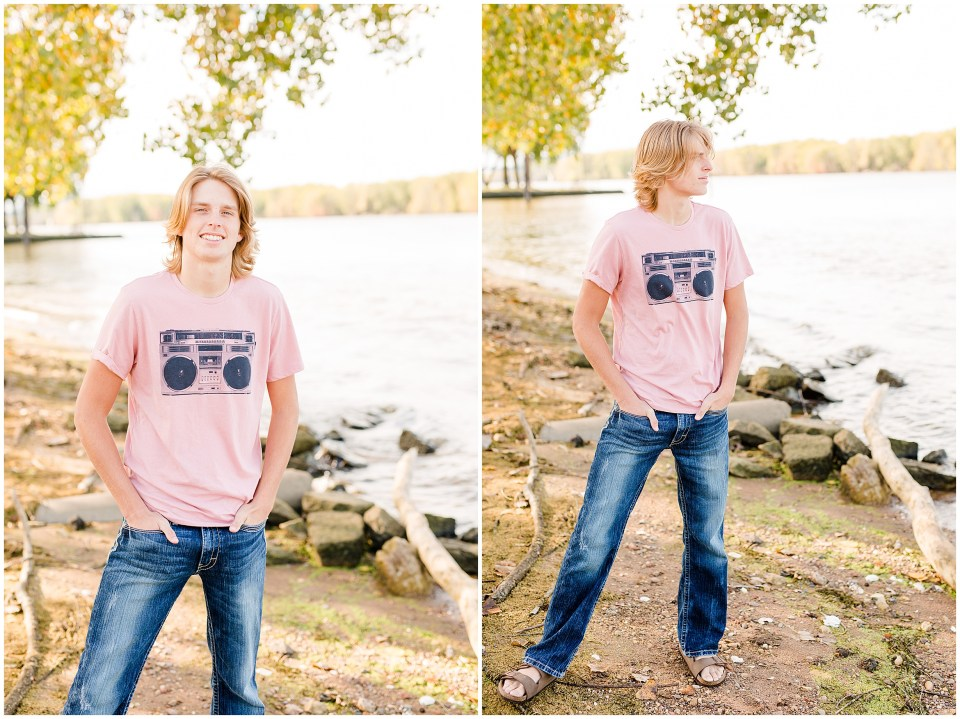 Iowa City Photographers - MISSISSIPPI RIVER SENIOR SESSION -Megan Snitker Photography_0024.jpg