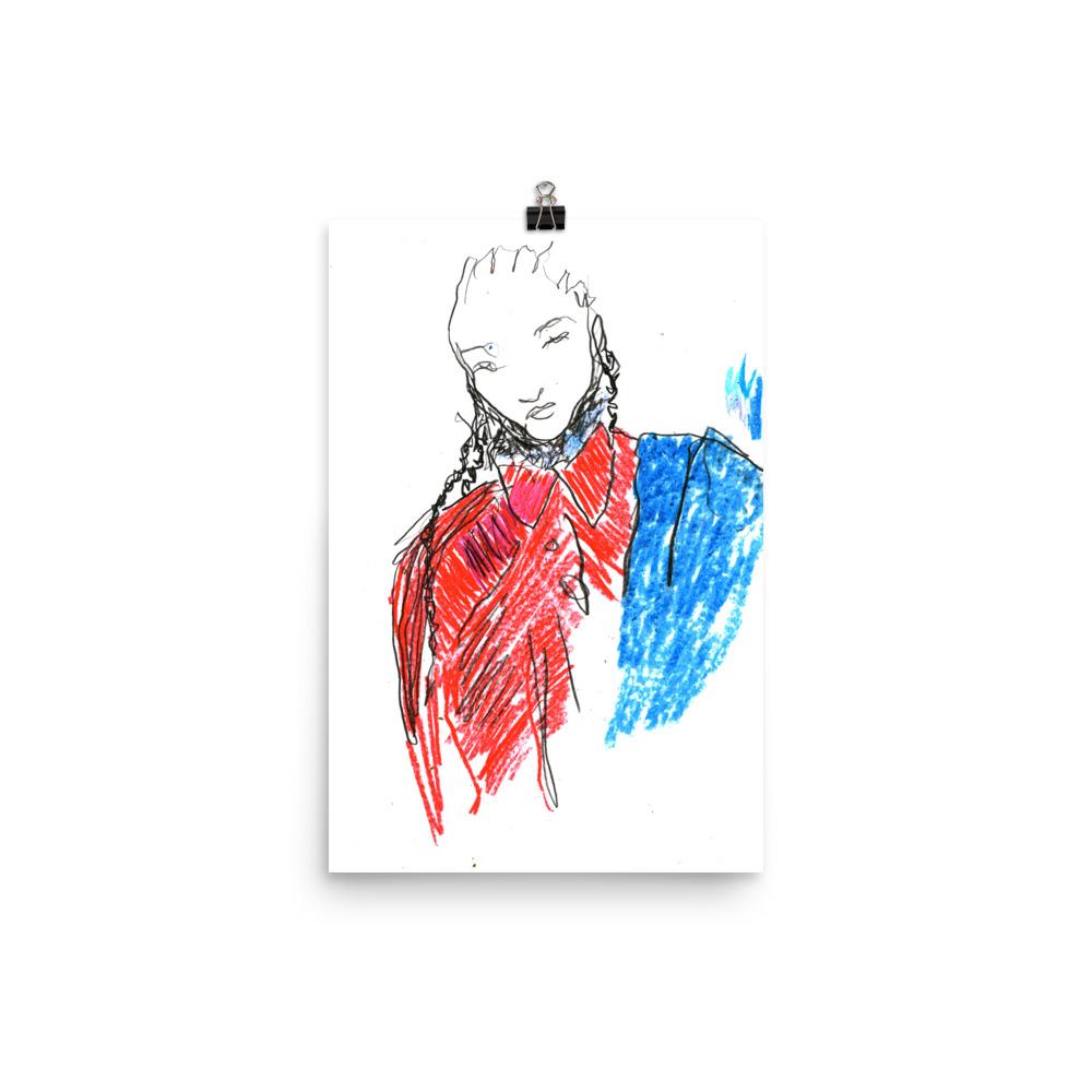 Richard Malone – Art print