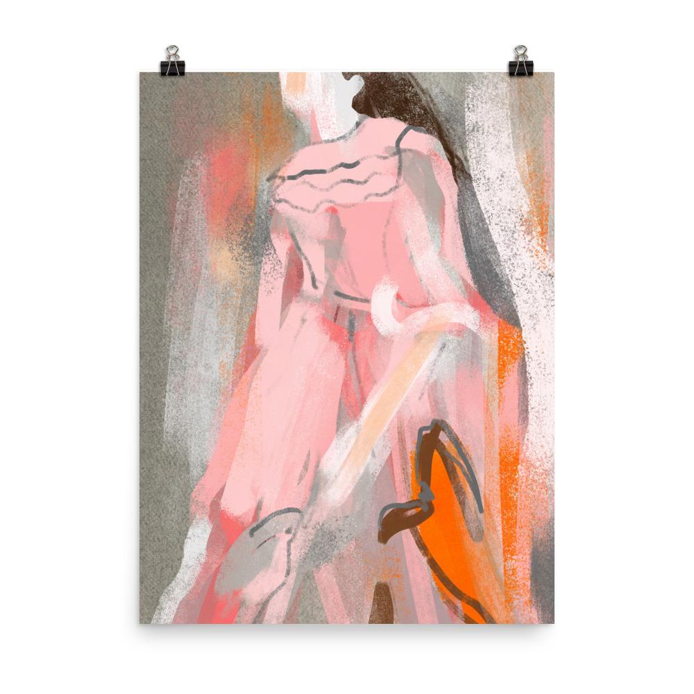 Roksanda – Art print