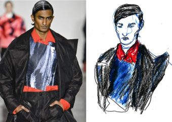 Recent Work | London Fashion Week Men's AW20 | Pronounce