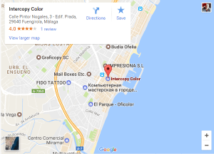 Intercopy - Fuengirola