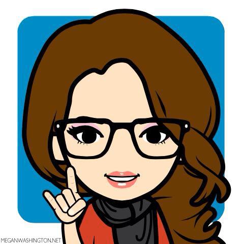 Me In 2d!  Megan Washington