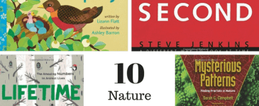 Nature Picture Books That Support Mathematical Thinking