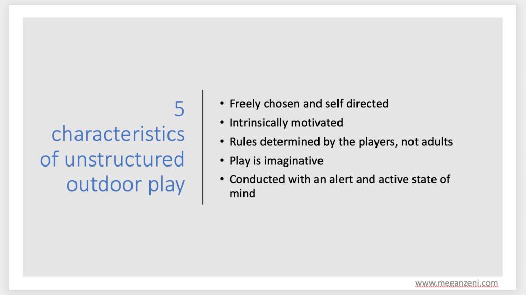 risky play in schools