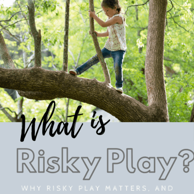 what is risky play