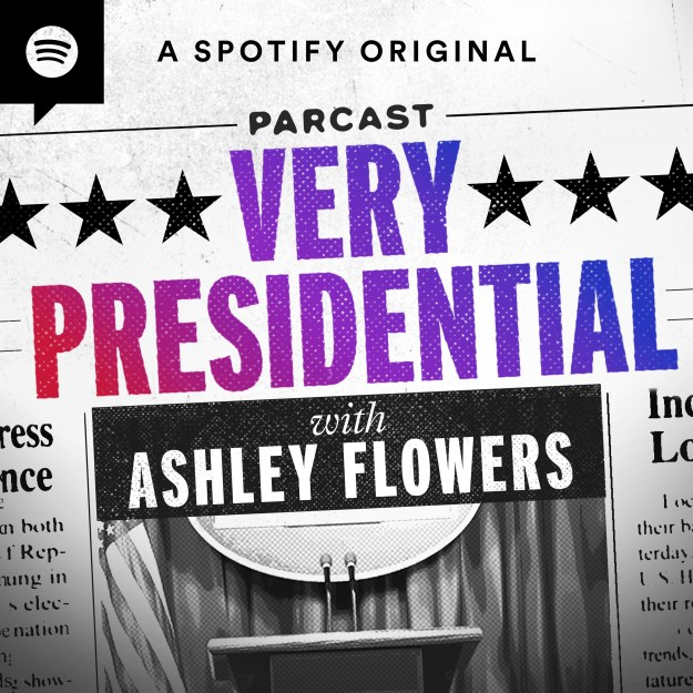 Very Presidential With Ashley Flowers — Parcast