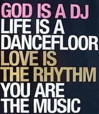 #god #dj #music #rythm #motivation #inspiration {Megaphone Society}