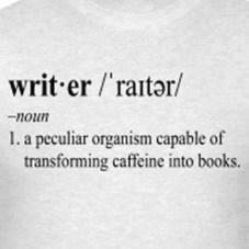 Writer definition #motivation #inspiration #amwriting {Megaphone Society}