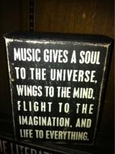 #music #soul #imagination #motivation #inspiration {Megaphone Society}