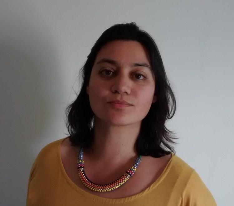 Photo of Leila Rasheed, author