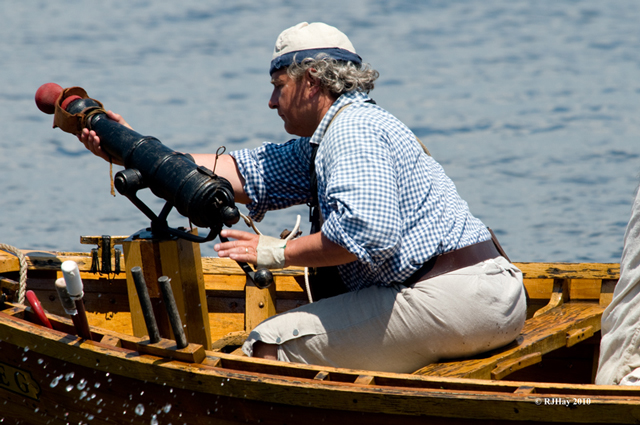 Battle of the Thousand Islands 250th Anniversary Commemoration – Ogdensburg, NY (Water battle re-enactment)