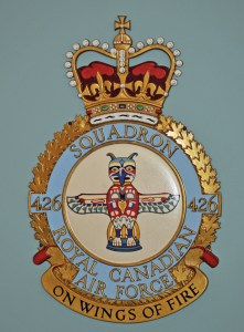 RCAF Squadron 426 On Wings Of Fire