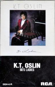 KT Olsin 80's Ladies