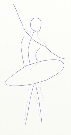 Cum Să înveți Să Desenezi O Persoană în Etape Cu Un Creion