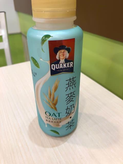 桂格 燕麥奶茶 - 美食板   Dcard