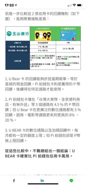 #詢問 學生小白辦玉山Ubear卡 - 信用卡板 | Dcard