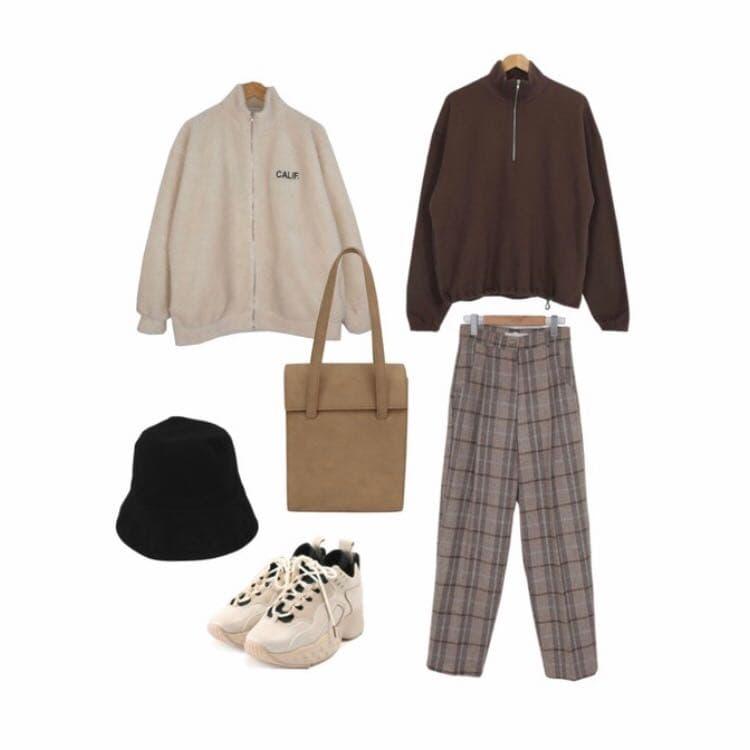 大學生一週韓系穿搭 男生版 - 穿搭板 | Dcard