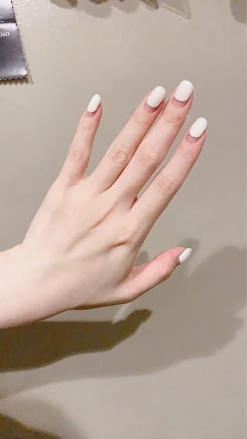 )更 做了美甲後 很有感的長指甲 - 美甲板 | Dcard