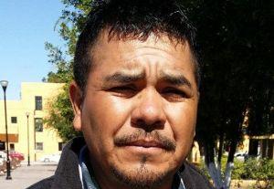 Dirigente del SUTRA en san Fernando