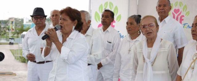 DIF de Ciudad Madero celebra día de la famili
