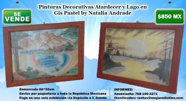 Pinturas Decorativas en Venta