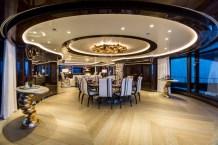 El Súper Yate Okto De ISA Yachts Tiene La Personalidad De Un Coche Deportivo Y La Elegancia De Una Mansión