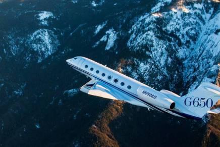 Gulfstream reconoce que la demanda de sus aviones privados de $65 millones es tan alta que supera su ritmo de producción
