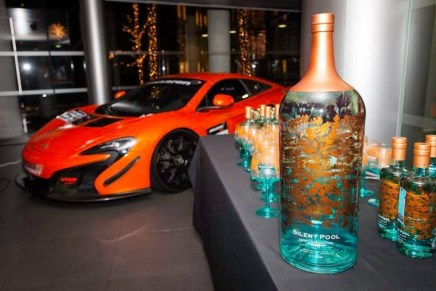 ¡Presentada!  La Botella de Ginebra Más Cara Del Mundo Te Costará $7,000
