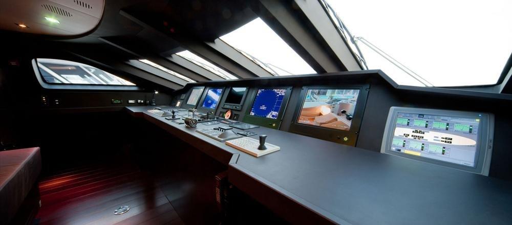 El Poderoso Yate Streamline De $21 Millones Para Que Navegues Hasta El Fin Del Mundo