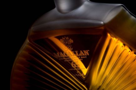 "Lalique diseña junto a 'The Macallan' el ultra exclusivo decantador ""Espíritu Inigualable"" de €35.000"