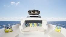 Hatteras 70: Fabuloso yate inspirado en el estilo mediterráneo