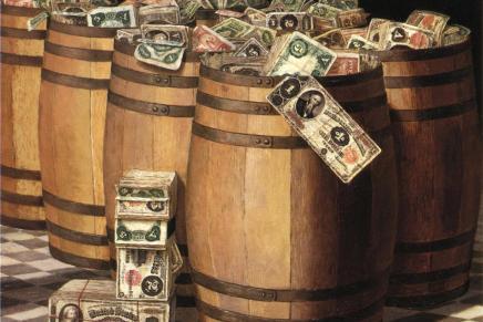 ¿Cuánto dinero hay en el planeta tierra?