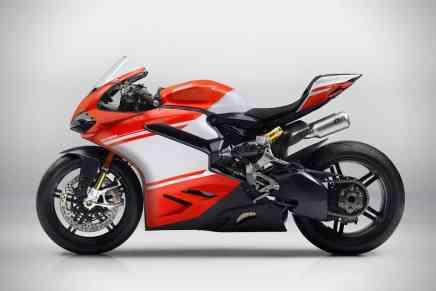 Ducati 1299 Superleggera 2017:  La moto de dos cilindros más potente jamás producida