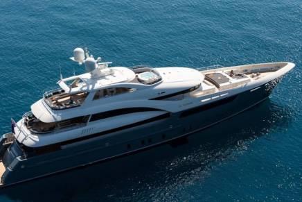 La Passion – La primera mega creación de Sarp Yachts es un mega yate de 46 metros de largo