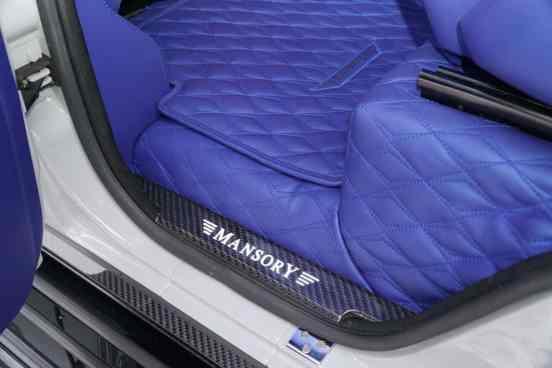 Nuevo kit de carrocería G WIDE de MANSORY para el Mercedes-Benz G Class