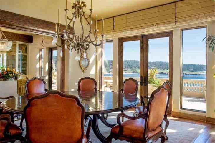 ¡ESPECTACULAR! Mansión de lujo frente al mar en California está a la venta en $50 millones