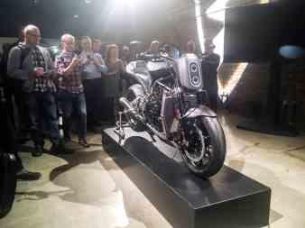 Echa un vistazo a dos de los proyectos más increíbles de Spirit Motorcycles
