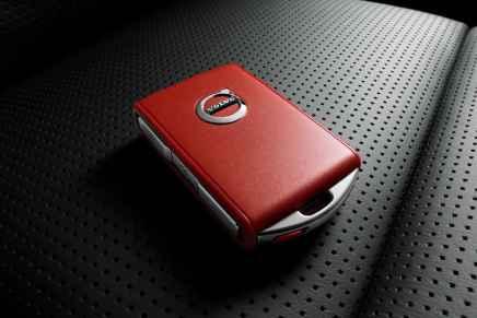 La RED KEY de VOLVO asegura que tu coche de la serie 90 sea conducido responsablemente