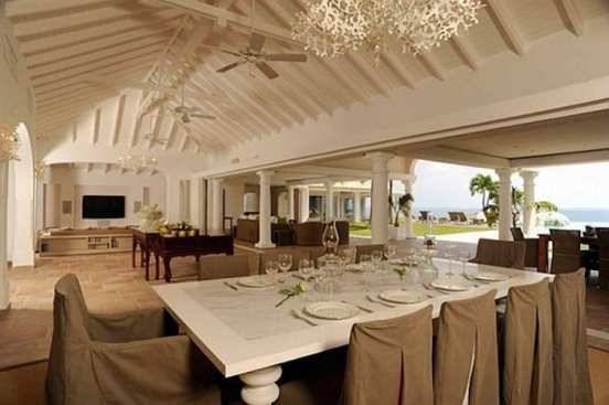 Belle Etoile: Esta hermosa villa en San Martín satisfará cada uno de tus caprichos