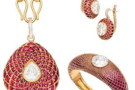 La nueva Sindoor Collection de Munnu The Gem Palace